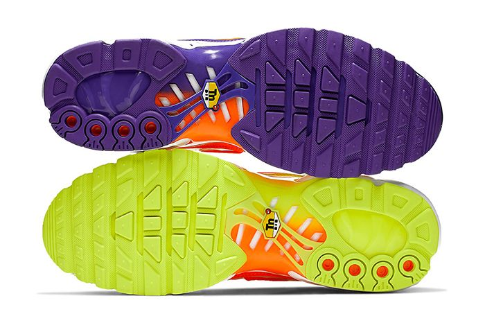 Nike Air Max Plus Color Flip Ci5924 531 Release Date Outsole