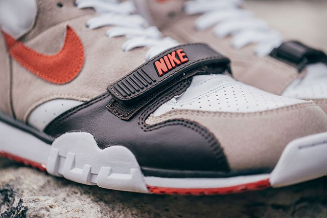 Fragment X Nike Air Trainer 1 French Open Collection21