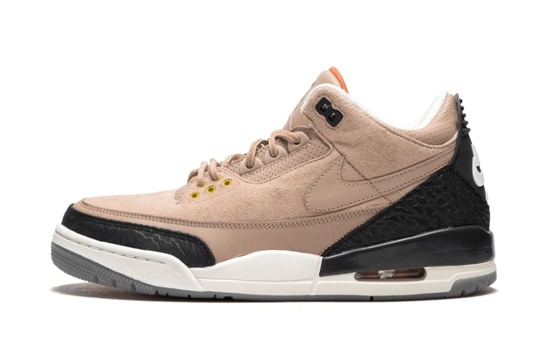 Justin Timberlake Jth Bio Beige Air Jordan 3 Best Feature