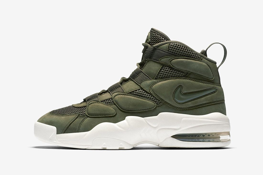 Nike 12 Soles Air Max 2 Uptempo