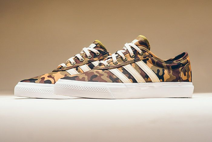 Adidas Adi Ease Camo Base Green Gum 1