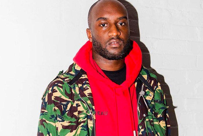 Virgil Abloh Track Sneaker Coachella