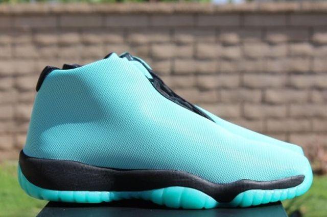 Air Jordan Future Gs Bleached Turquoise