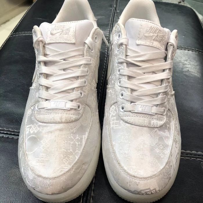 Clot X Nike Air Force 1 Sneaker Freaker 5