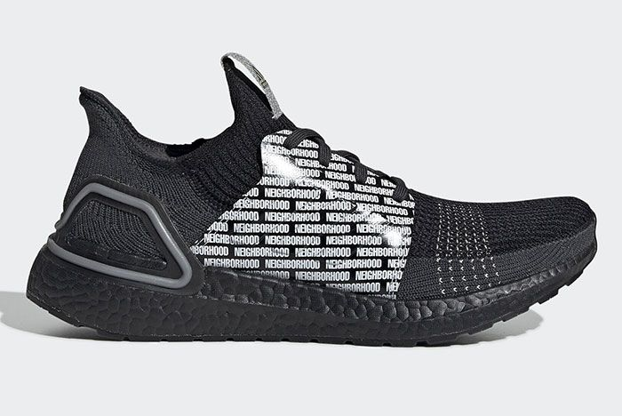 Adidas Neighborhood Ultra Boost 19 Fu7312 Lateral