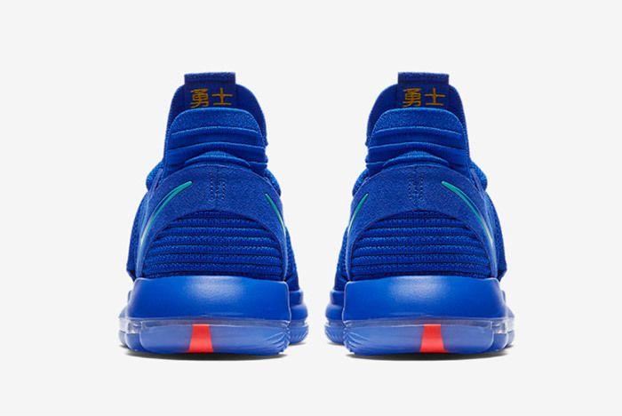 Nike Kd 10 Prosperity Blue 3