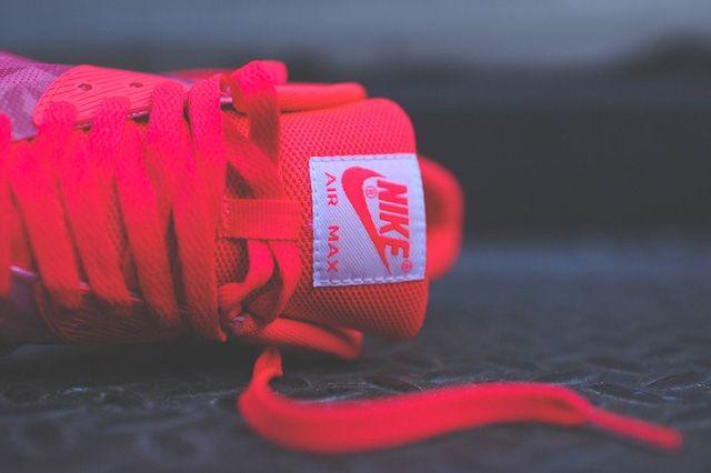 Nike Air Max 90 Ice Laser Crimson 1