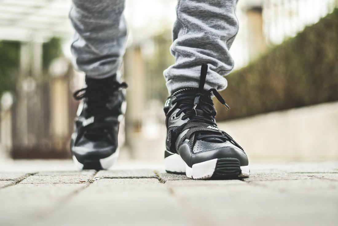 Nike Air Trainer Max '91 Leather Black1