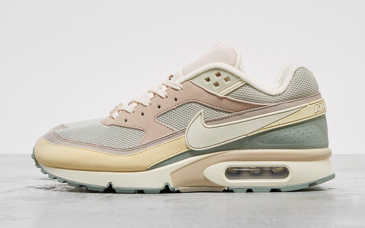 First Look: Nike Air Max BW 'Light Stone'