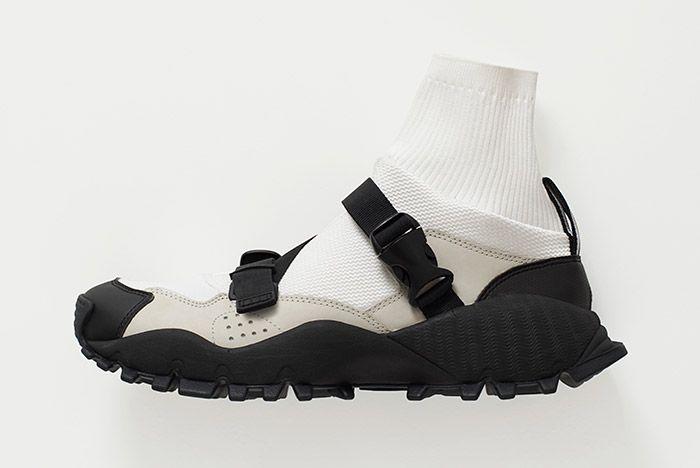 Hyke Adidas Seeulater Black White 2