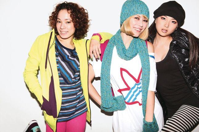 Adidas Japan Womens 2011 Fall Winter 55 1