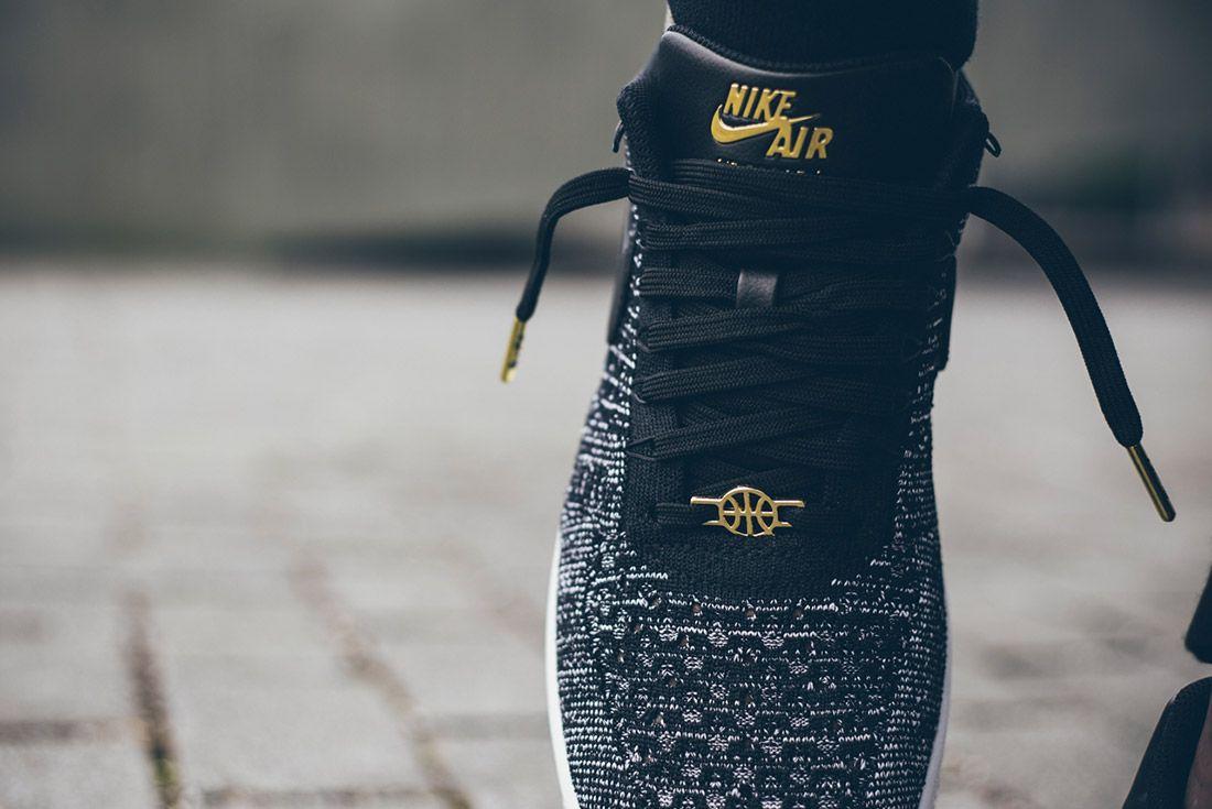 Nike Air Force 1 Low Ultra Flyknit Quai 54 On Feet 3
