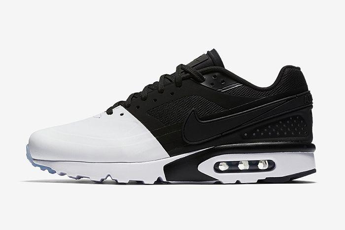 Nike Air Max Bw Ultra White Black6