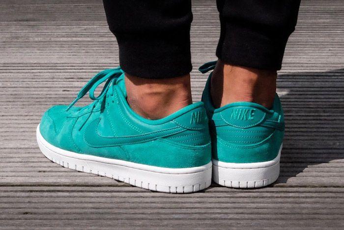 Nike Dunk Low Premium Neptune Green 1