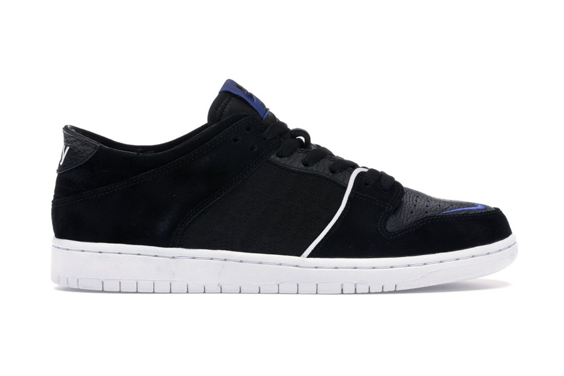 Soulland Nike Sb Dunk Low 918288 041 Lateral