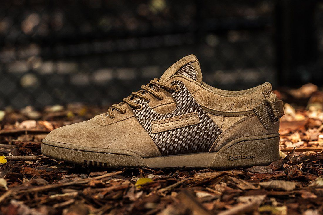 Mita Sneakers X Reebok Workout Low Clean Boot Camp7