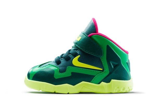 Nike Lebron 11 Kids T Rex 1