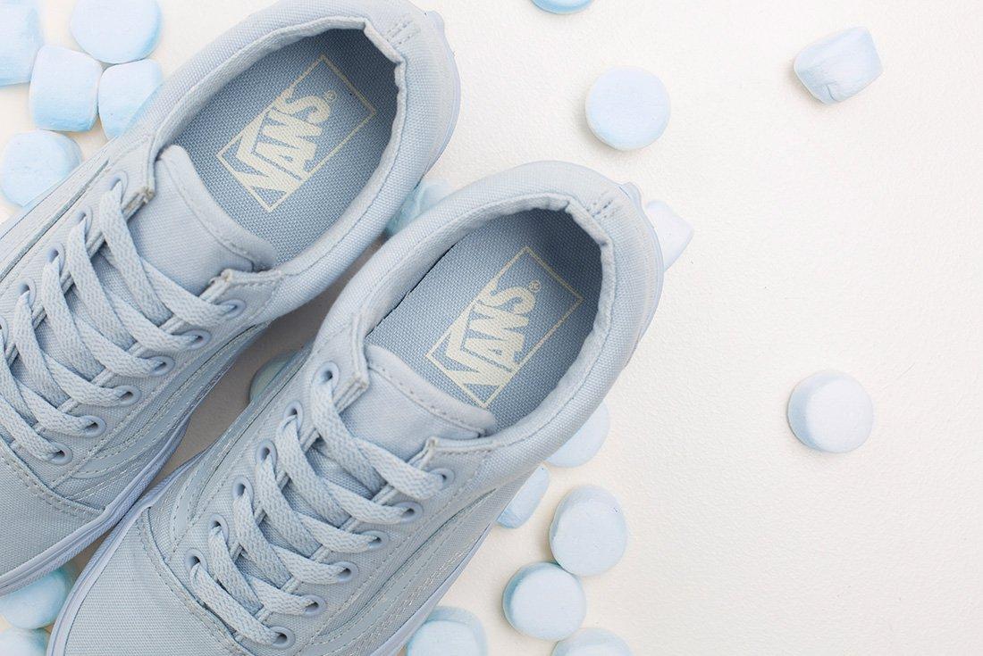 Vans Monochrome Shoes