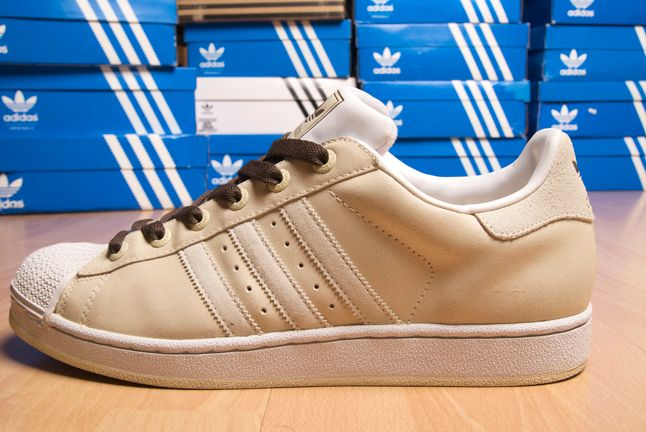Dean Morris Adidas Superstar 2 1