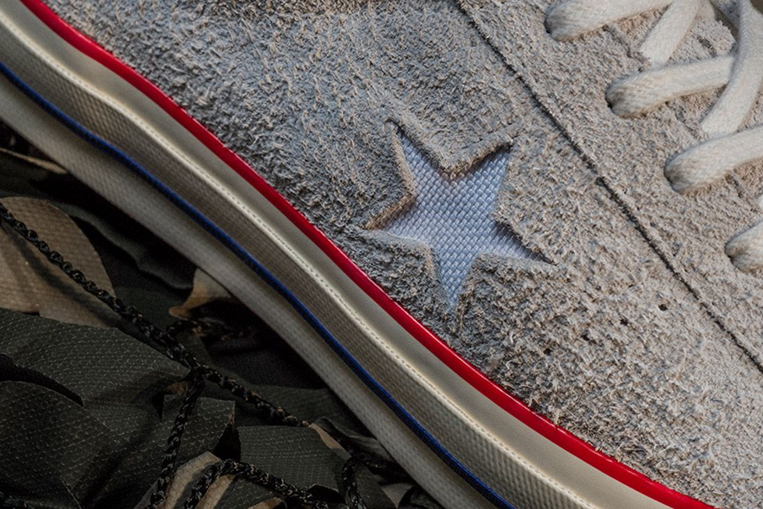 Converse Undefeated One Star Suede 7