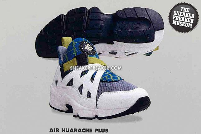 Nike Air Huarache Plus 2