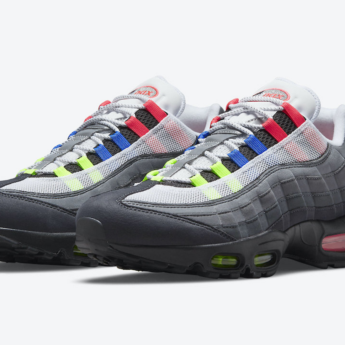 The Nike Air Max 95 'Greedy 3.0' is for Voracious Airheads ...