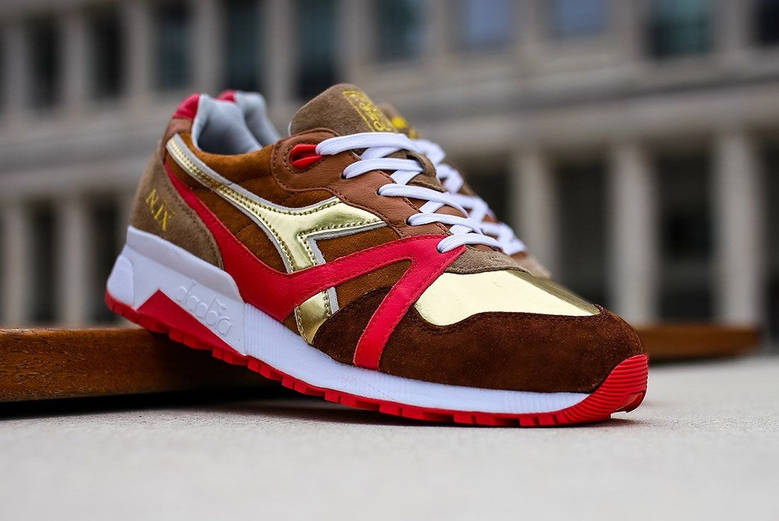 The Good Will Out Diadora N9000 Spqr 4