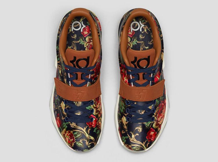Nike Kd 7 Ext Floral Official Images 4