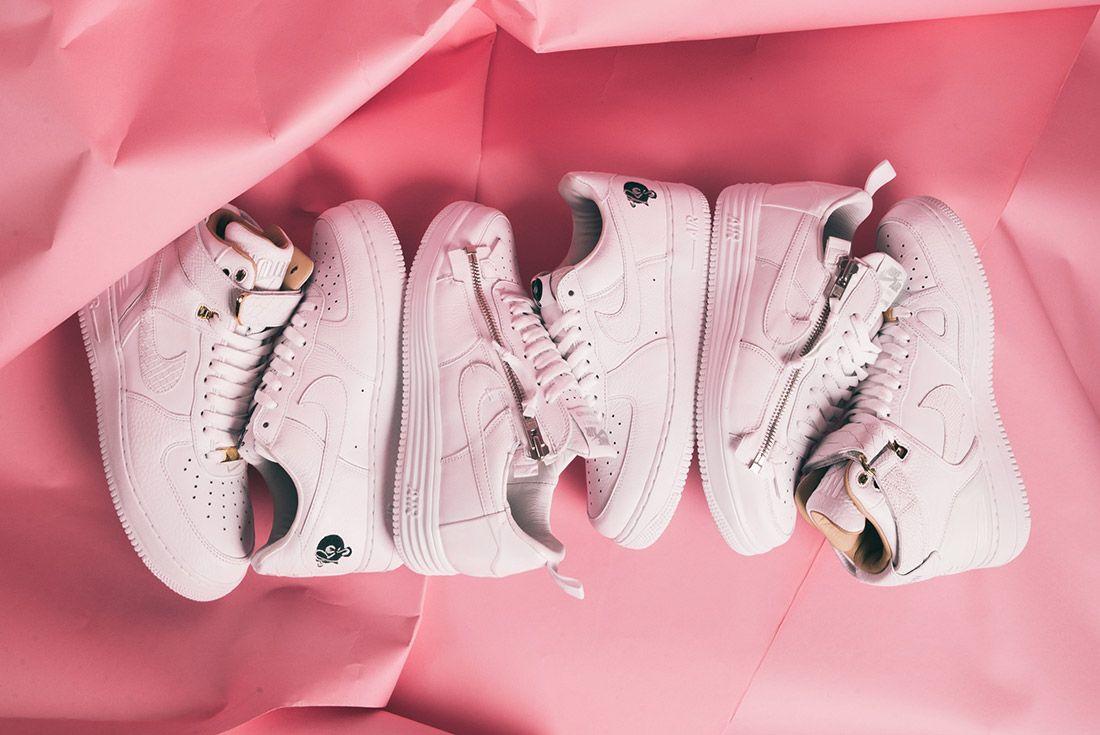 Nike Air Force 1 Af100 Collection Closer Look Sneaker Freaker 7