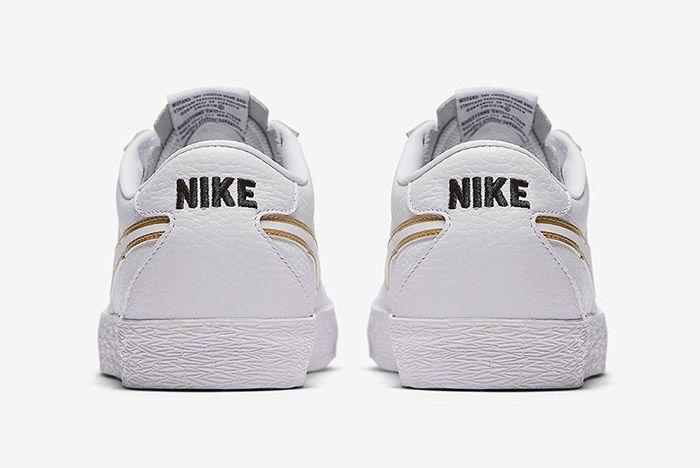 Nike Sb Bruin Premium White Gold 3