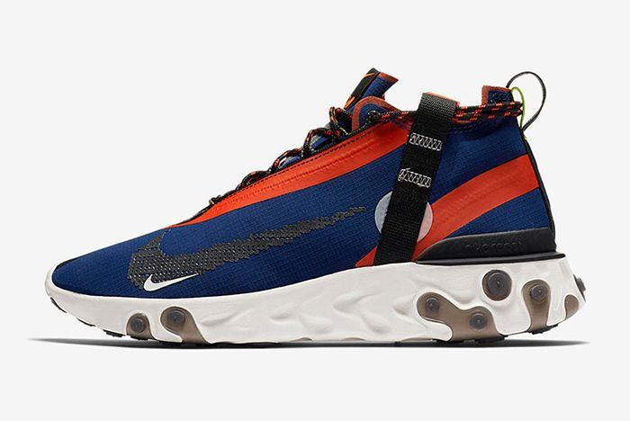 Nike React Runner Mid Ispa 2