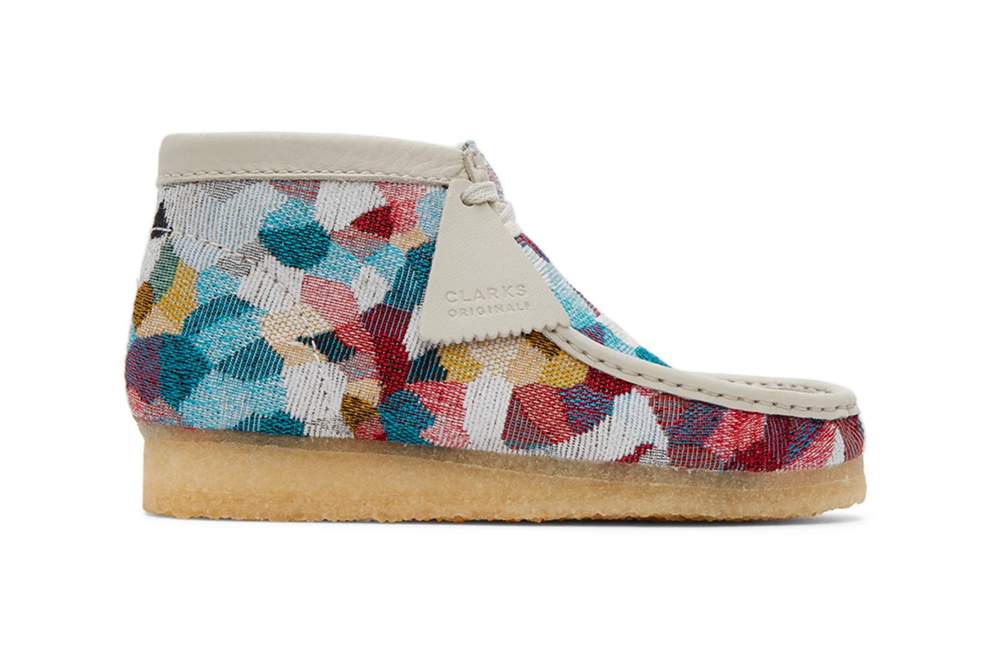 Clarks Wallabee Multicolour