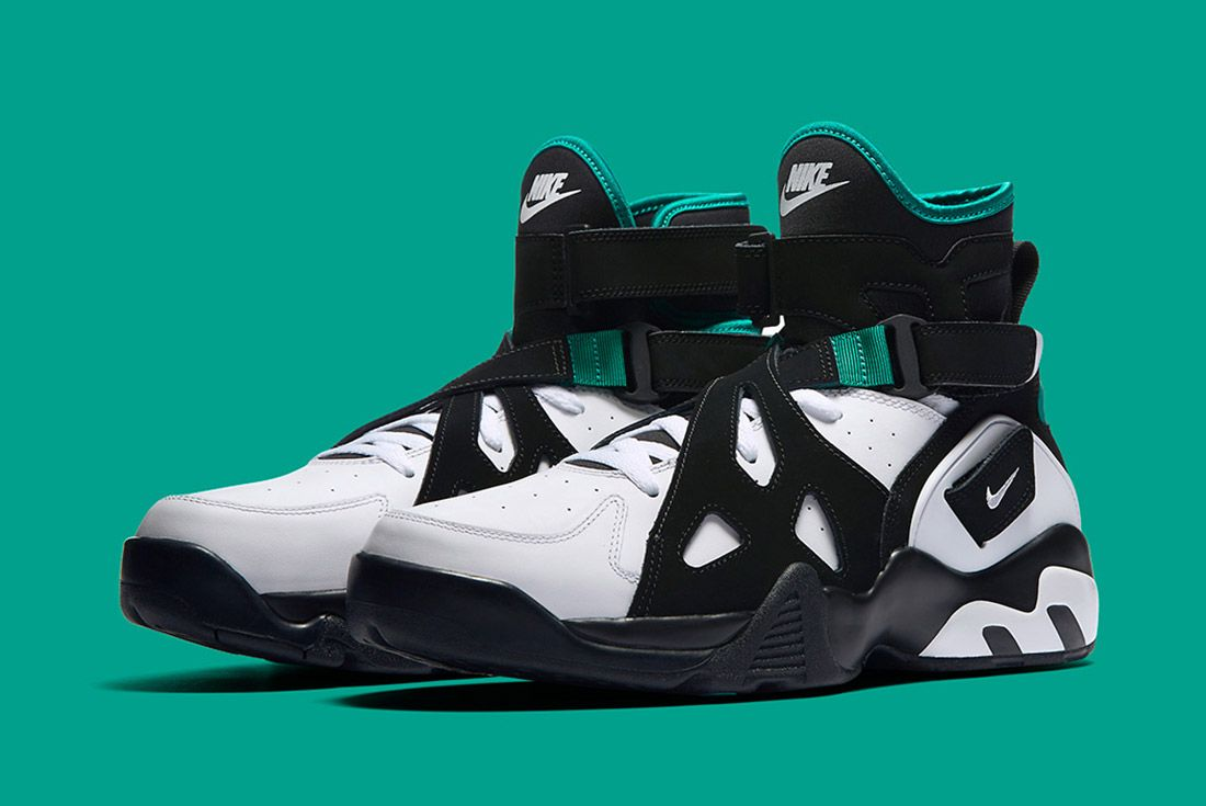 Material Matters Velcro Nike Air Unlimited