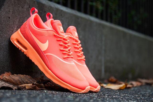 Nike Air Max Thea Bright Mango 1