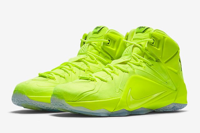 Nike Lebron 12 Tennis Ball2