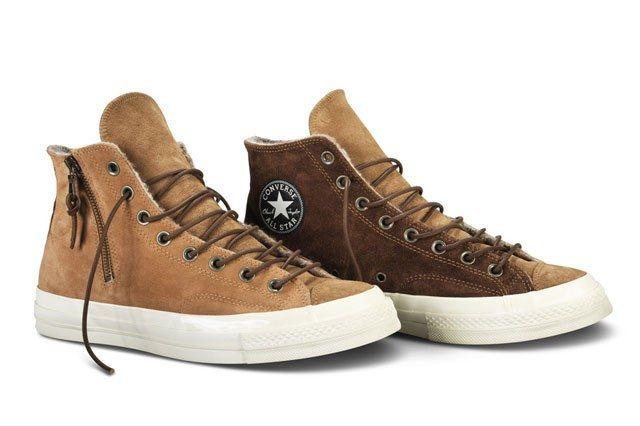 Converse All Star Chuck 70 Missoni Zip Suede 3
