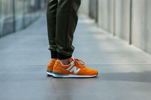 New Balance 576 (Orange Pack) - Sneaker Freaker
