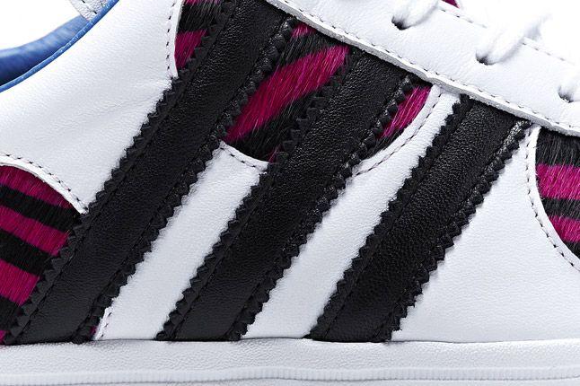 Adidas Origianls Legacy Wozniacki Courtstar Quater Toe Stripes 1