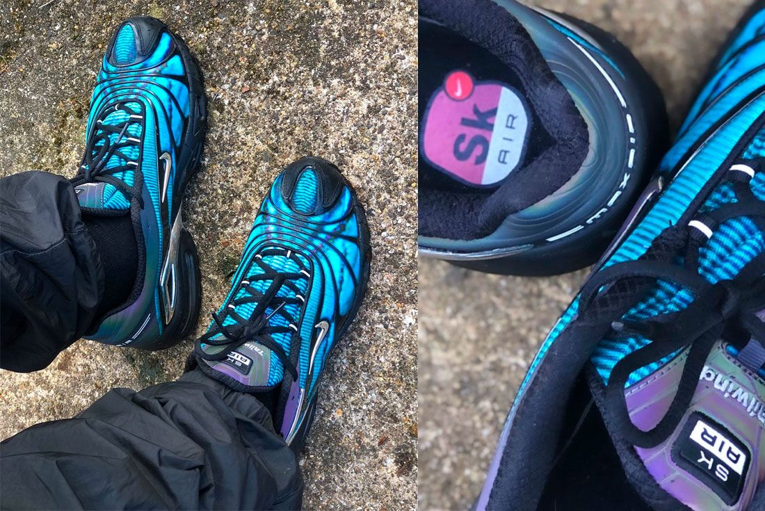Skepta Reveals Second Colourway of Nike Air Max Tailwind 5 Colab ...