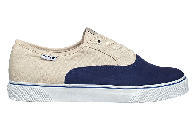 Huf Fall 2012 Footwear Mateo Fog Blue 1