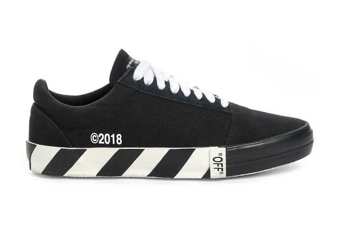 Off White Fall Winter 2018 Sneakers Release 3