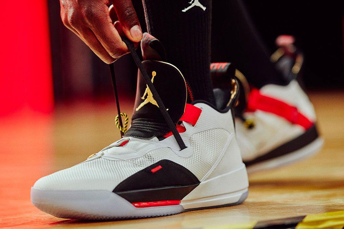 Air Jordan 33 Left