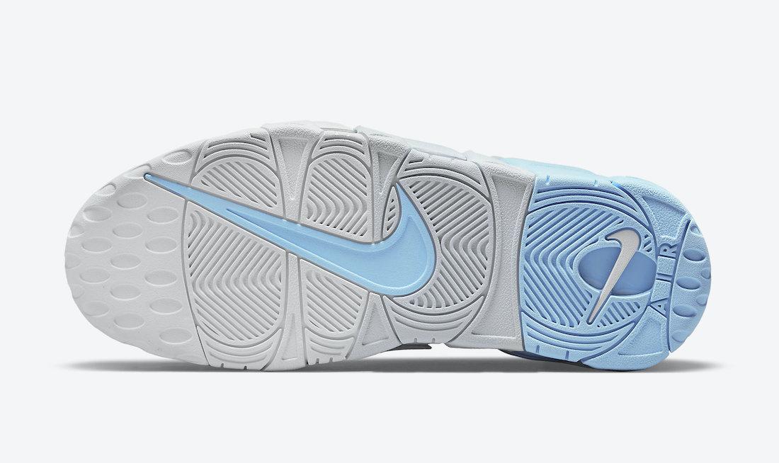 Nike Air More Uptempo Sky Blue DJ5159-400