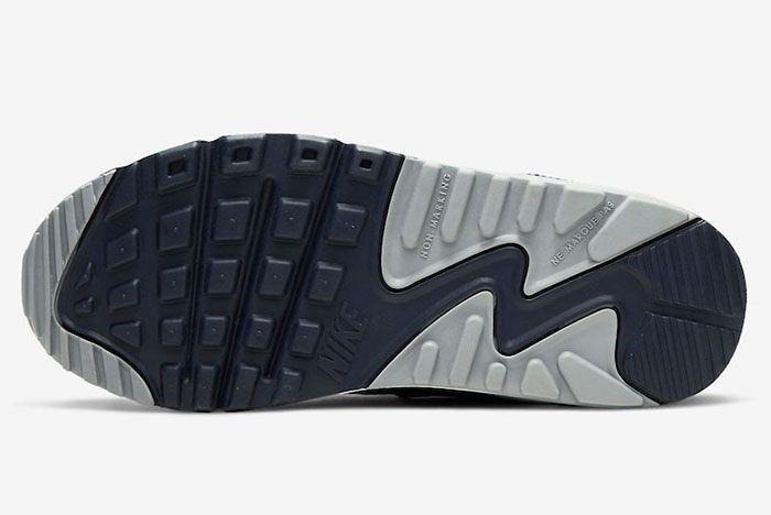 Nike Air Max 90 Obsidian Cd6864 105 Sole