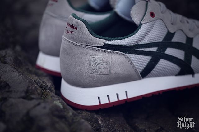 The Good Will Out Onitsuka Tiger X Caliber Silver Knight 19