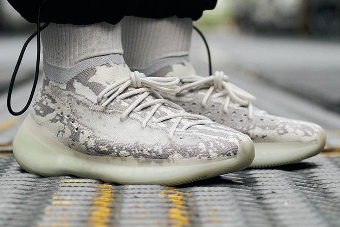 Adidas Yeezy Boost 380 Alien Right