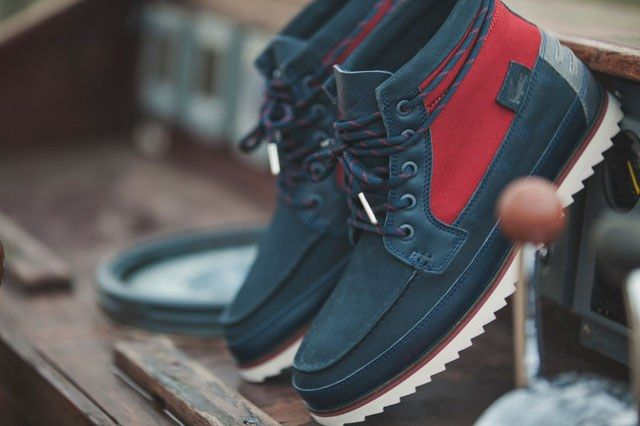 Lacoste X Hal Salute Navy 5