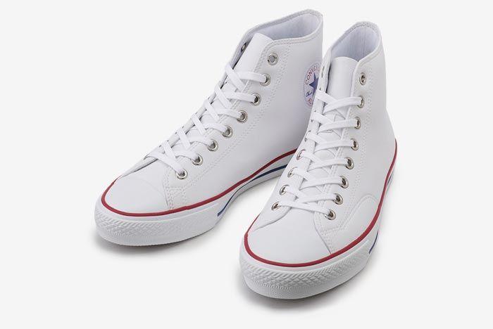 Converse All Star Golf Hi White Pair