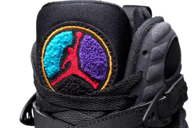 Air Jordan 8 Aqua 4