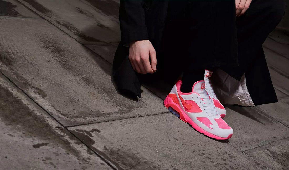 Nike X Comme Des Garç Ons Air Max 180 Sneaker Freaker 5